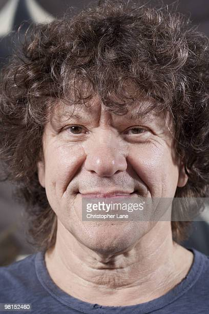 Michael Lang Co creator of the Woodstock Music Festival poses for a portrait session on June 2009 New York NY