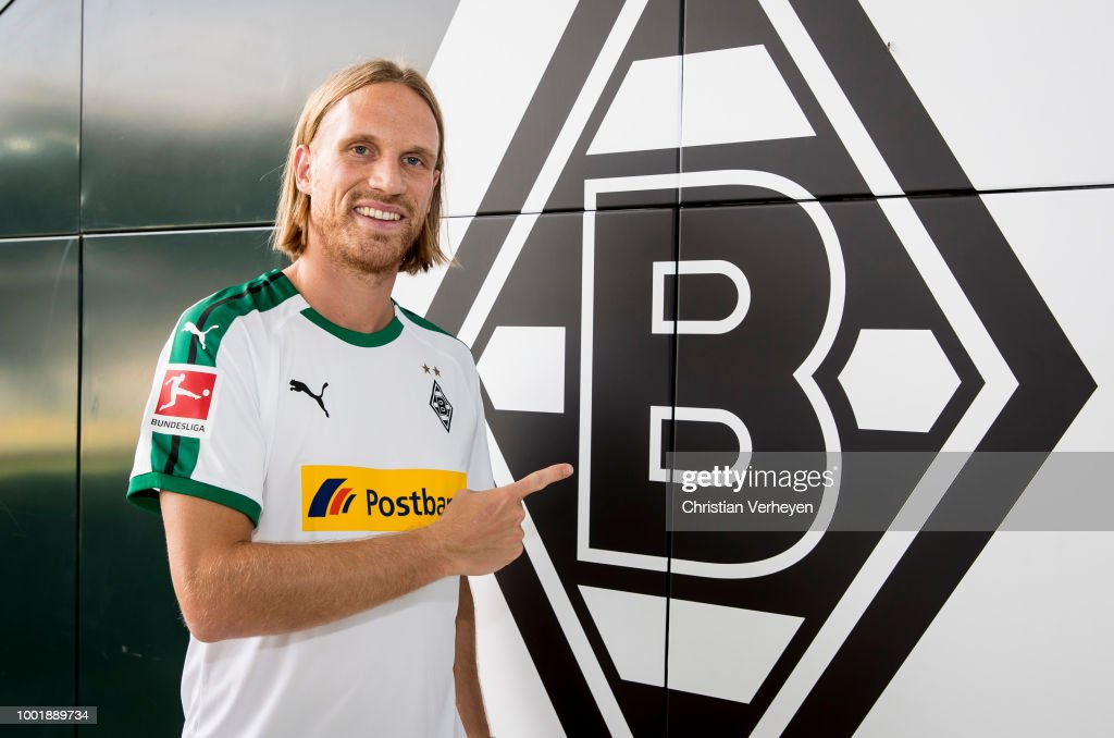 Borussia Moenchengladbach Unveils New Signing Michael Lang