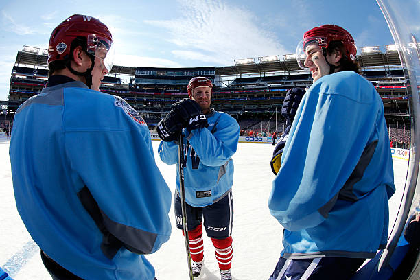 size 40 2e739 f758e Washington Capitals Vs Boston Bruins At TD Garden Pictures ...