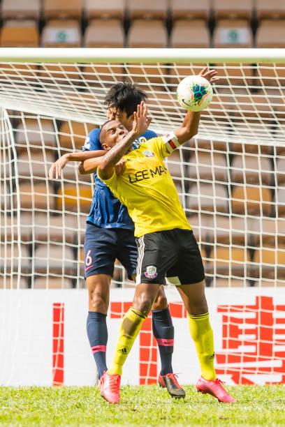 CHN: Kitchee v Lee Man - Hong Kong Premier League
