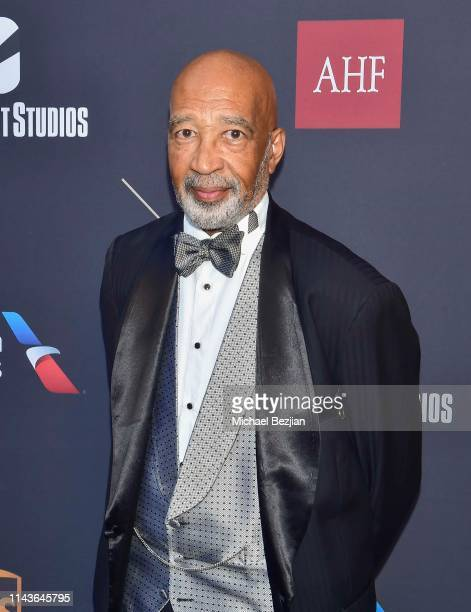 Michael Lawson ESQ attends Byron Allen Honored by Los Angeles Urban League on April 18 2019 in Hollywood California