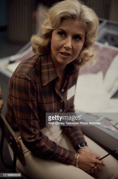 Michael Learned appearing in the ABC tv movie 'Hurricane'