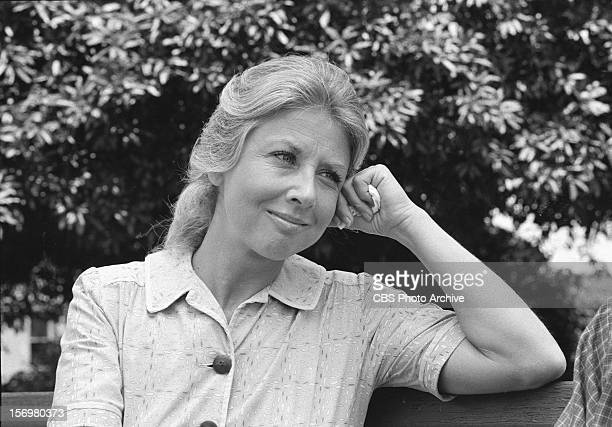 Michael Learned as Olivia Walton on The Empty Nest Image dated June 16 1978