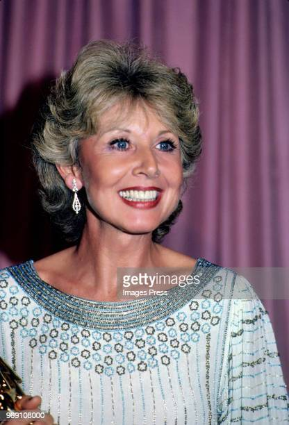 Michael Learned at the Emmys circa 1982 in Los Angeles