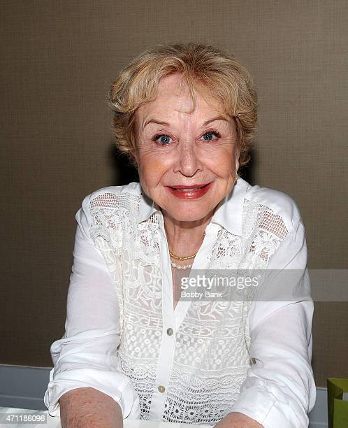Michael Learned attends day 2 of the Chiller Theater Expo at Sheraton Parsippany Hotel on April 25 2015 in Parsippany New Jersey