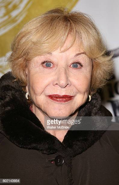 Michael Learned attends the Broadway Opening Night Performance of 'Fiddler On The Roof' at the Broadway Theatre on December 20 2015 in New York City