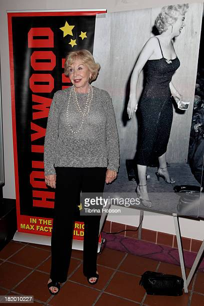 Michael Learned attends the opening Nnight of 'Marilyn MADNESS ME' at El Portal Theatre on September 26 2013 in North Hollywood California