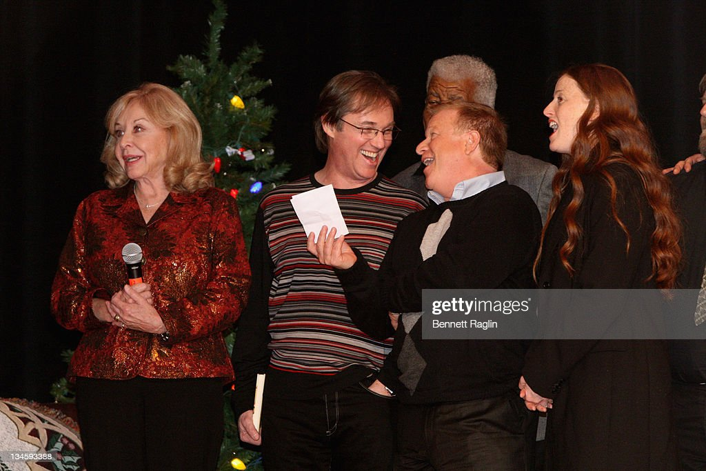 40th Anniversary Reunion Of ''The Waltons'' : News Photo