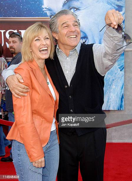 Michael Lembeck director and wife Lorna Patterson