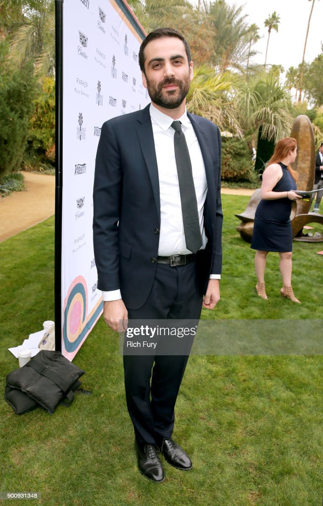 Michael Lerman attends Variety's Creative Impact Awards and 10 Directors to Watch Brunch Red Carpet at the 29th Annual Palm Springs International Film Festival at Parker Palm Springs on January 3, 2018 in Palm Springs, California.
