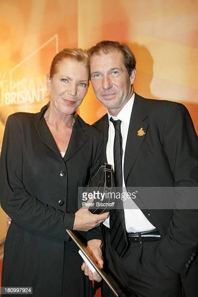 Michael Lesch Ehefrau Christina Keiler Party nach der Preisverleihung Goldener Wuschel Berlin Deutschland Europa Spiegelpalast von Pomp Duck...