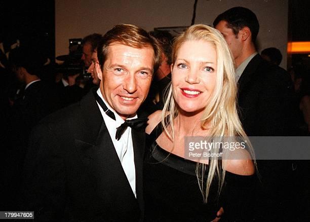 Michael Lesch Lebensgefährtin ChristinaKeiler BambiVerleihung 1999