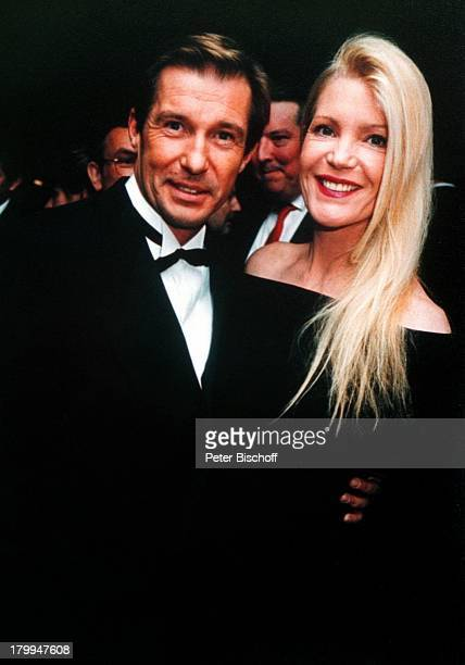 Michael Lesch Lebensgefährtin ChristinaKeiler TelestarVerleihung 1998