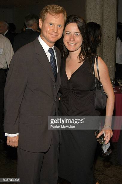 Michael Lewittes and Dahlia Loeb attend WHITNEY MUSEUM Full House Reception hosted by Leonard Lauder Howard Rubenstein and Adam Weinberg at Whitney...