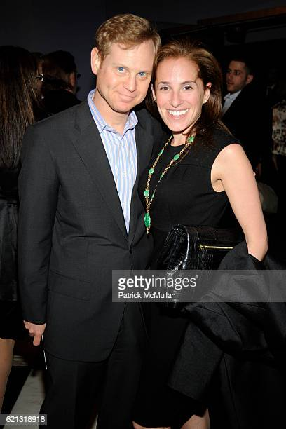 Michael Lewittes and Robin Voron attend HBO Documentary Films' New York Premiere of ROMAN POLANSKI Wanted and Desired at The Paris Theater on May 6...