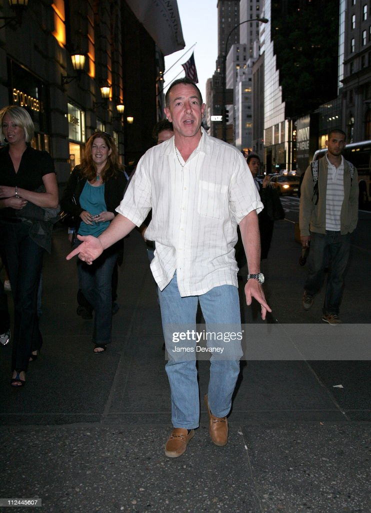 Celebrity Sightings in New York - May 28, 2008
