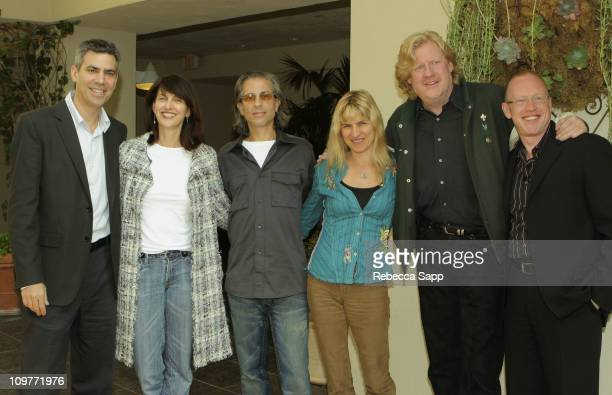 Michael London, producer, Ruth Vitale, producer, Elias Merhige, director, Cahtherine Harwicke, writer/director, Donald Petrie, director and Kevin...