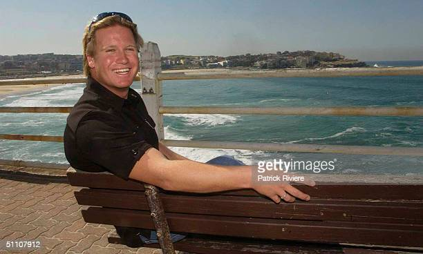 Michael Lowe at a press conference held at The Association of Surfing Professionals in Bondi Beach It is set to become a major force on the...