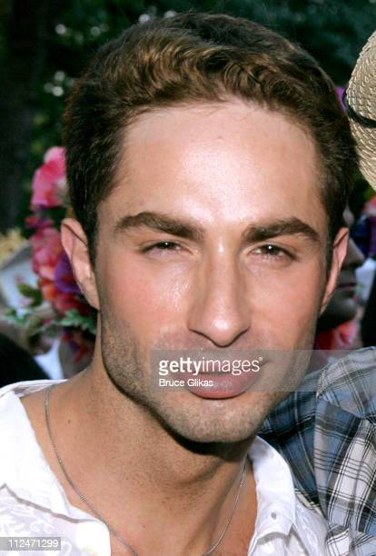 Michael Lucas during Wigstock Festival 2005 at Tompkins Square Park in New York City, New York, United States.