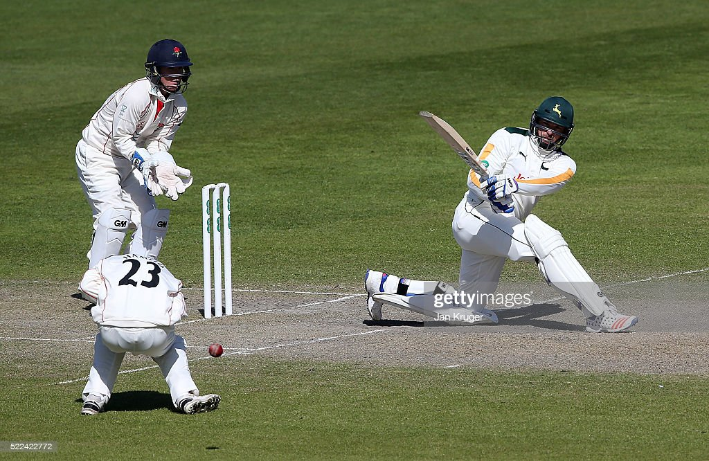 Lancashire v Nottinghamshire - Specsavers County Championship: Division One
