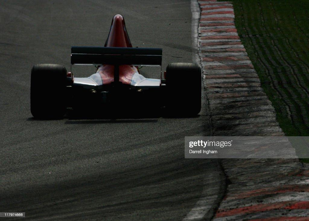 HSCC Superprix F.I.A. Historic Formula One : News Photo