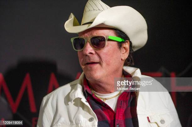 Michael Madsen arrives at the 3rd Annual Mammoth Film Festival Red Carpet - Friday on February 28, 2020 in Mammoth Lakes, California.