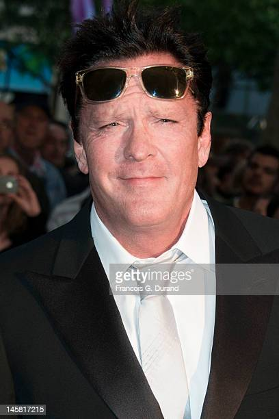 Michael Madsen arrives to the ChampsElysees Film Festival at Cinema Gaumont Marignan on June 6 2012 in Paris France