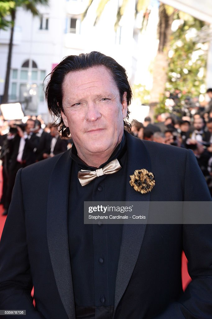 Michael Madsen at the Closing ceremony and 'A Fistful of Dollars' screening during 67th Cannes Film Festival