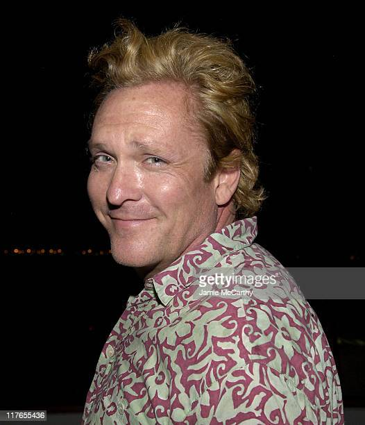 Michael Madsen during 2005 Cannes Film Festival AnheuserBusch Host 'Wolf Creek' Party at AnheuserBusch Big Eagle Yacht in Cannes France