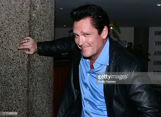 Michael Madsen during Celebrity Sightings at Tubridy Tonight - September 23, 2006 at RTE Studios in Dublin, Ireland.