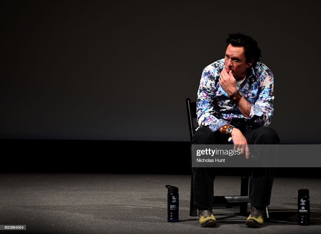 Michael Madsen speaks at 'Reservoir Dogs' 25th Anniversary Screening during the 2017 Sundance Film Festival at Eccles Center Theatre on January 27, 2017 in Park City, Utah.