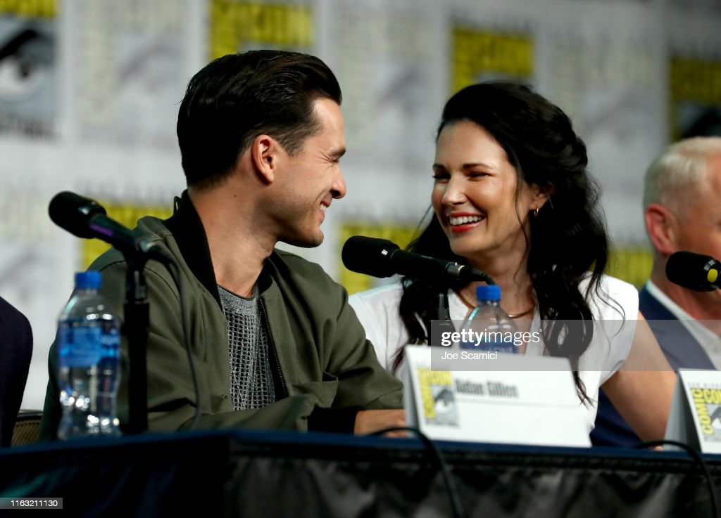 HISTORY's Project Blue Book SDCC Panel 2019 : News Photo