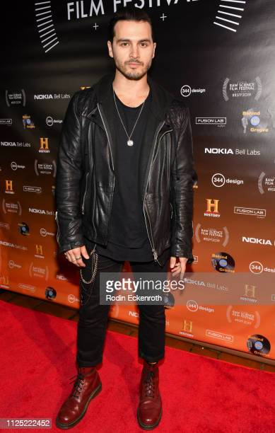 Michael Malarkey attends the 5th Annual Raw Science Film Festival at The Theatre at Ace Hotel on January 26, 2019 in Los Angeles, California.