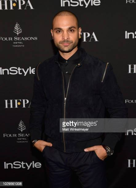 Michael Mando attends 2018 HFPA and InStyle's TIFF Celebration at the Four Seasons Hotel on September 8 2018 in Toronto Canada