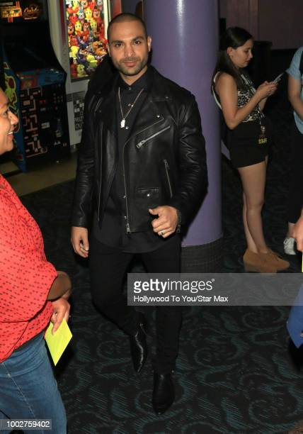 Michael Mando is seen on July 19 2018 at ComicCon in San Diego CA