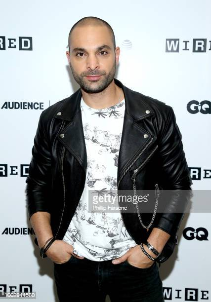 Michael Mando of 'Better Call Saul' attends the 2018 WIRED Cafe at Comic Con presented by ATT Audience Network at Omni Hotel on July 20 2018 in San...