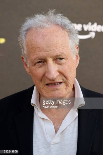 """Michael Mann attends the Premiere of Amazon Studios' """"VAL"""" at DGA Theater Complex on August 03, 2021 in Los Angeles, California."""