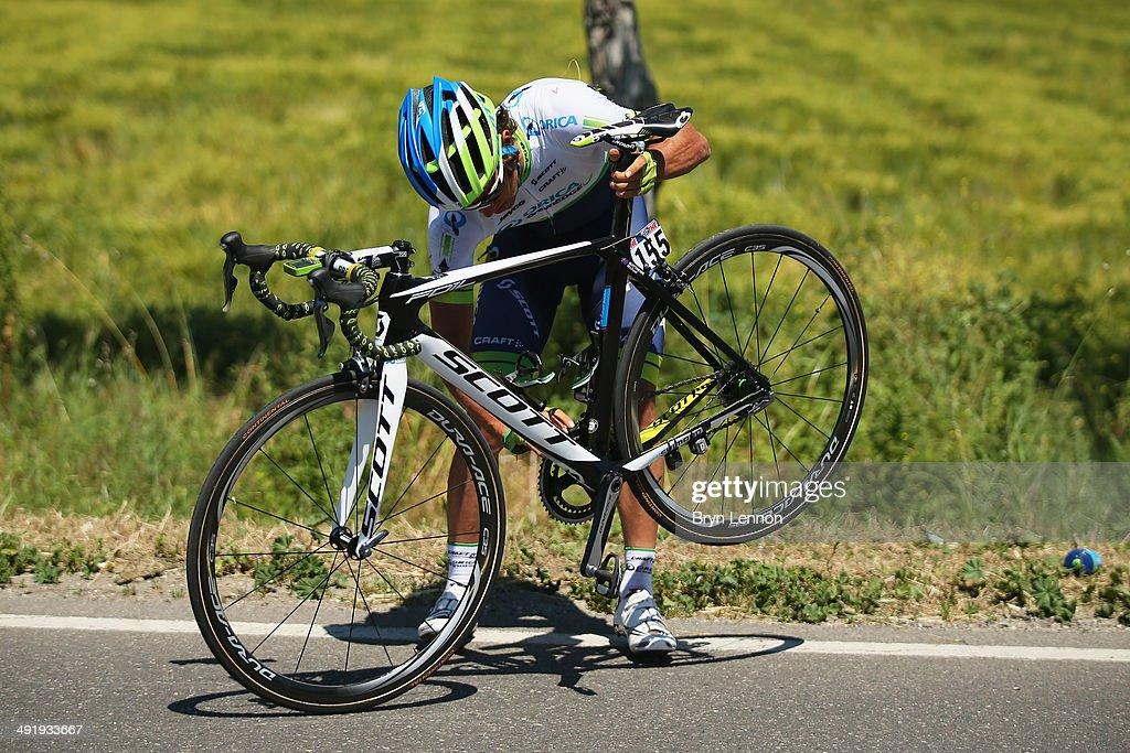 2014 Giro d'Italia - Stage Nine : News Photo