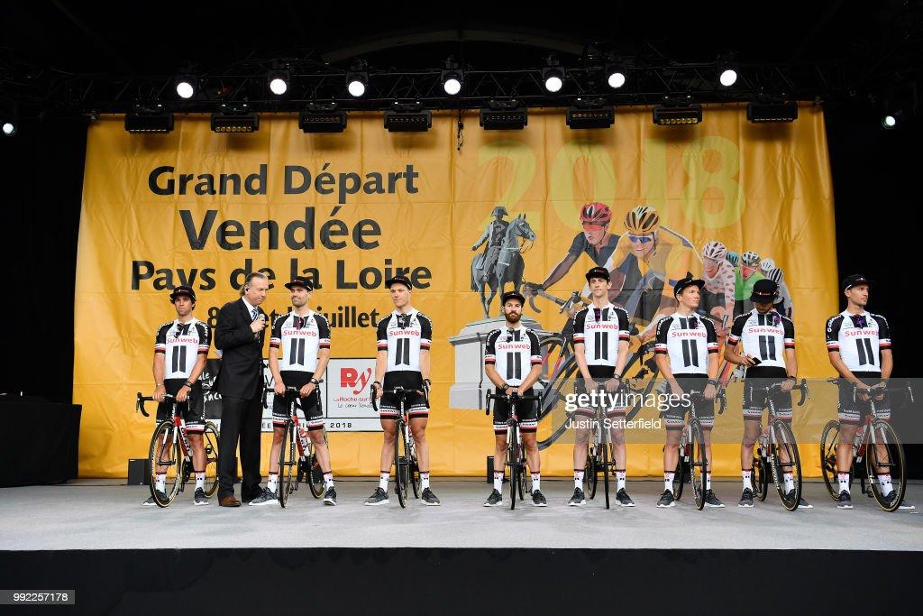 105th Tour de France 2018 - Team Presentation