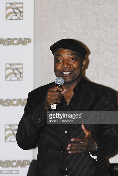 Michael Mauldin attend the ASCAP RB Soul ATL Legends Mixer at the W Atlanta Midtown on September 26 2012 in Atlanta Georgia
