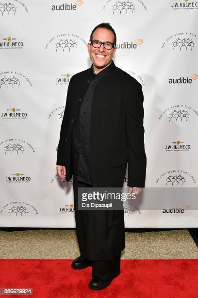 Michael Mayer attends the 2017 New York Stage Film Winter Gala at Pier Sixty at Chelsea Piers on December 5 2017 in New York City