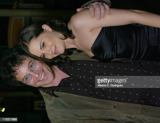 Michael Mayer Director and Alison Lohman during Hollywood Film Festival's Opening Night Film Gala of 'Flicka' Red Carpet at The Arclight Theater in...