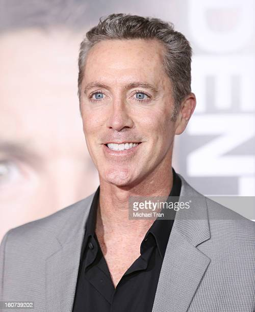 """Michael McDonald arrives at the Los Angeles premiere of """"Identity Thief"""" held at Mann Village Theatre on February 4, 2013 in Westwood, California."""