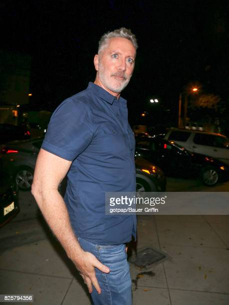 Michael McDonald is seen on August 02 2017 in Los Angeles California