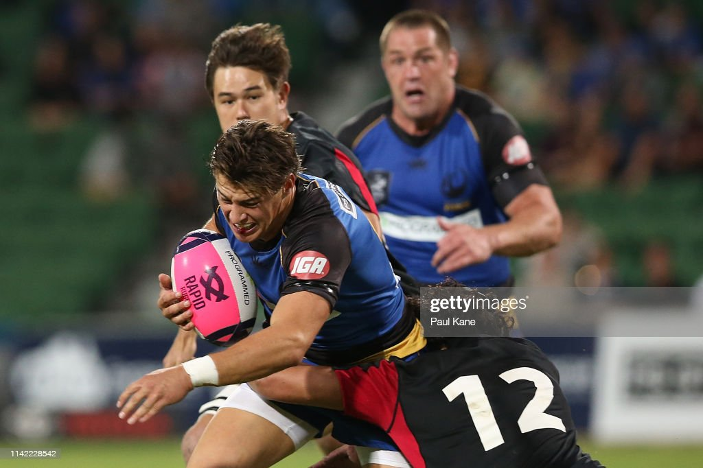 Western Force v Asia Pacific Dragons : News Photo