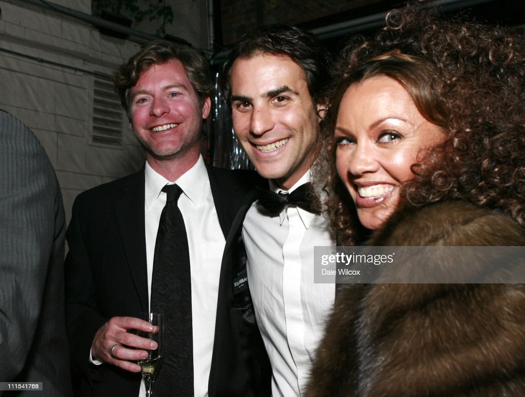 """""""Ugly Betty"""" and """"The Office"""" 2007 Golden Globes After Party - Inside"""