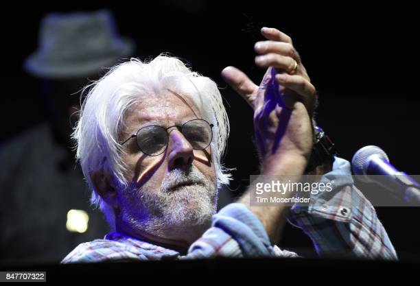 Michael McDonald performs during KAABOO Del Mar at the Del Mar Fairgrounds on September 15 2017 in Del Mar California