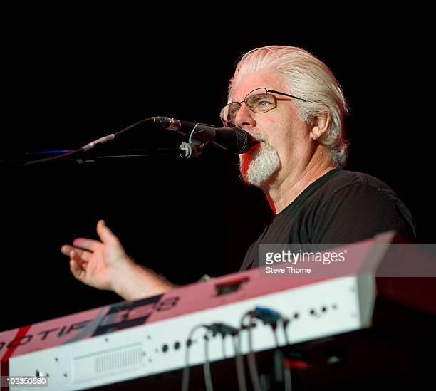 Michael McDonald performs on stage at the LG Arena on June 23, 2010 in Birmingham, England.