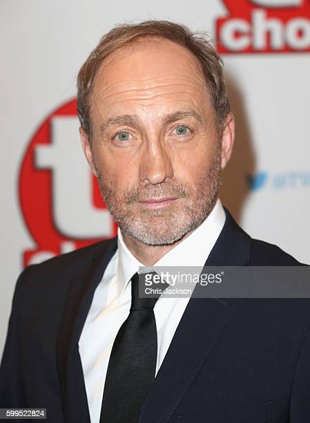 Michael McElhatton arrives for the TV Choice Awards at The Dorchester on September 5 2016 in London England