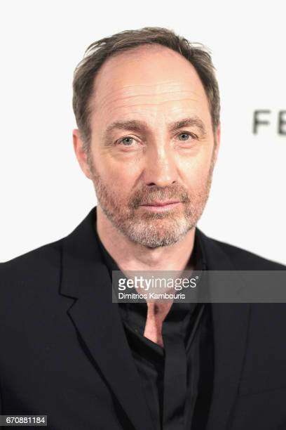 Michael McElhatton attends the 'Genius' Premiere during the 2017 Tribeca Film Festival at BMCC Tribeca PAC on April 20 2017 in New York City